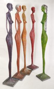 radek andrle contemporary fine art sculpture, presented by knupp gallery los angeles