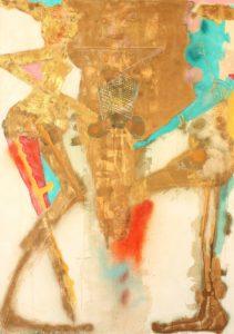 jiri-suhajek-obraz-zjeveni-comb-tech-na-platne-200x150-cm-na-prodej-v-prazske-galerii-ceskeho-soucasneho-umeni