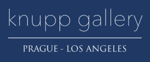 knupp gallery prague los angeles logo cut png