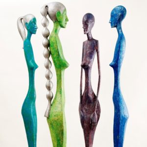radek-andrle-femme-fatale-metal-figurative-sculptures-presented-by-knupp-gallery-la