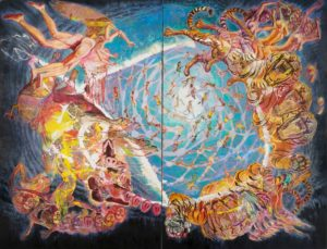 igor-piacka-obraz-bosorky-diptych-200x260-cm-presented-by-knupp-gallery-prague-los-angeles