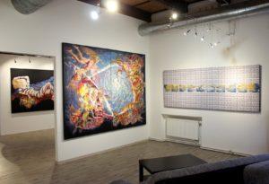 igor-piacka-obrazy-na-autorske-vystave-v-prazske-galerii-soucasneho-umeni