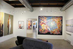 knupp-gallery-prague-los-angeles-autorska-vystava-igor-piacka-jizda-na-tygrovi