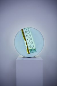 bohumil-elias-construction-of-a-bridge-layered-glued-painted-glass-presented-by-knupp-gallery-los-angeles