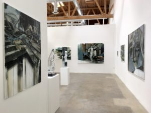 America's leading gallery of Czech contemporary fine arts, knupp gallery LA