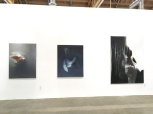 jan uldrych artist oil paintings, knupp gallery los angeles, contemporary art